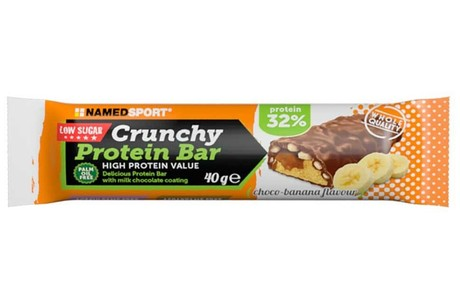 NAMED CRUNCHY PROTEIN BAR CHOCO BANANA
