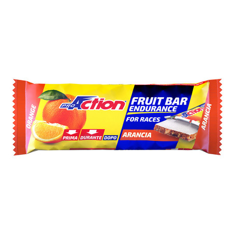 ProAction Fruit Bar - pomaranča