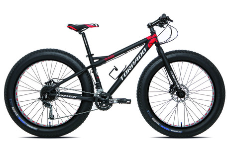 Fat bike Torpado Tatanka T900