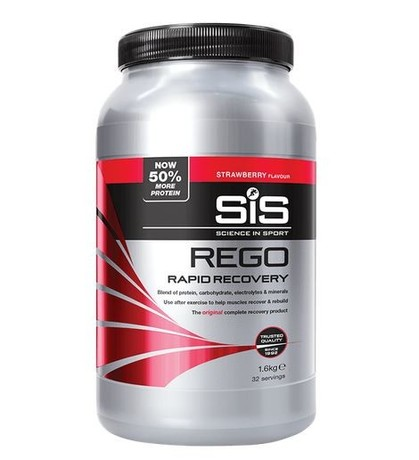 SIS REGO Rapid Recovery 1,6kg - jagoda