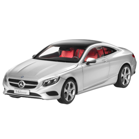 Mercedes-Benz S coupé 1:18