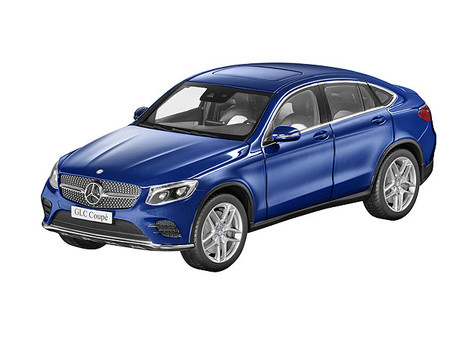 Mercedes-Benz GLC coupe 1:18