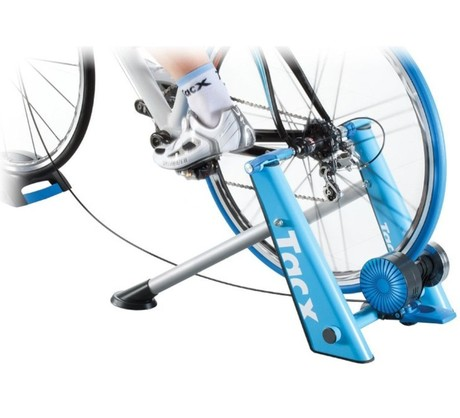 TACX TRANEŽER BLUE MATIC SET
