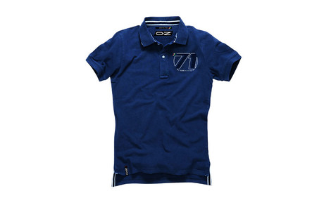 OZ Racing polo majica,  modra L