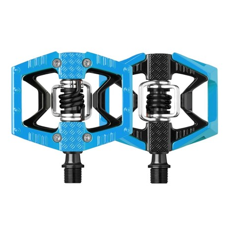 CRANKBROTHERS PEDALA DOUBLE SHOT BLUE