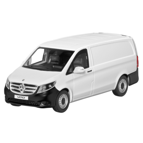Model Mercedes Vito furgon 1:43