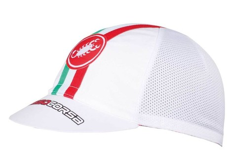 CASTELLI KAPA PERFORMANCE CYCLING CAP